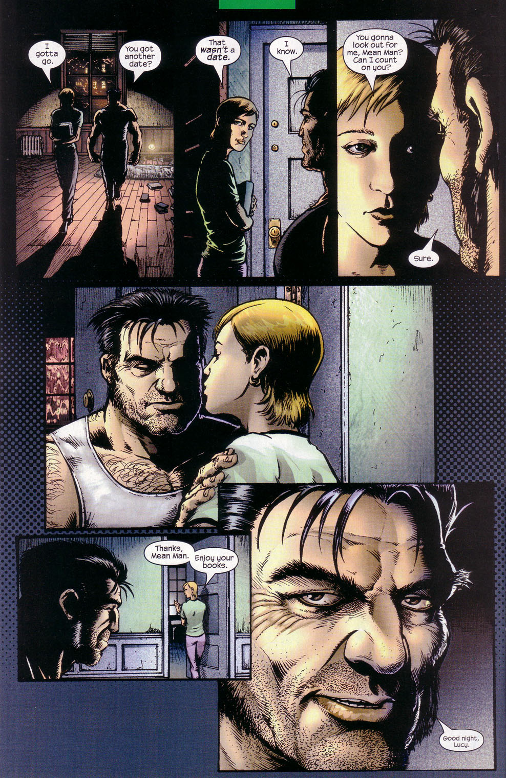 Read online Wolverine (2003) comic -  Issue #1 - 18