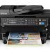 Epson WorkForce WF-2650 Printer Driver