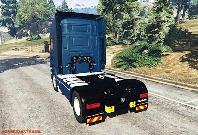 Baixar caminhão Scania R730 Para GTA V