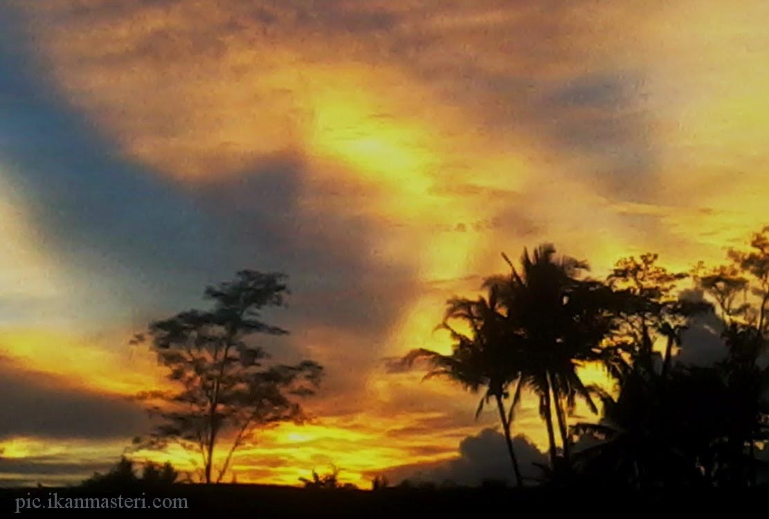Sunset Lembah Menoreh, Janti Nangggulan