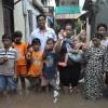Penyaluran 1000 kornet  SUPER QURBAN untuk korban Banjir Jakarta Barat