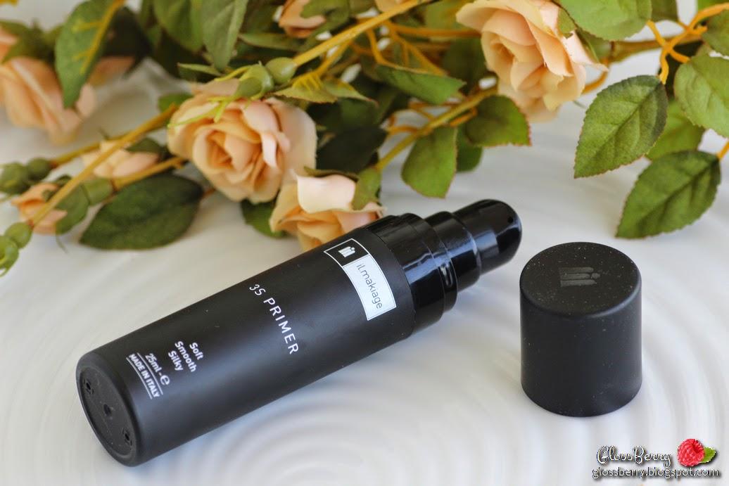 il makiage 3S primer smooth skin silky soft makeup base המלצות פריימר בסיס איפור איל מקיאז' מקיאג' שקוף עור שמן