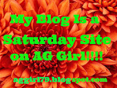 I was a Saturday Site on AG Girl!