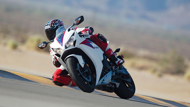 Honda Cbr1000RR Turn Motorcycles HD Wallpaper