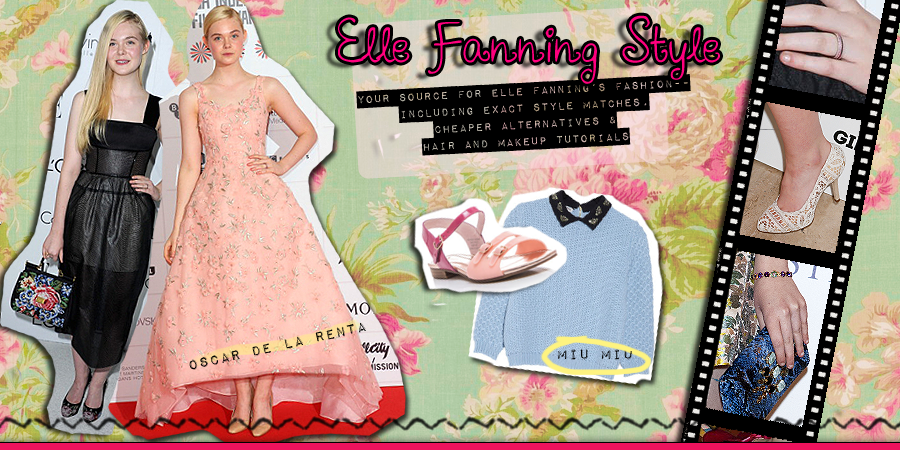 Elle Fanning Style » Your #1 Source for Elle Fanning's wardrobe