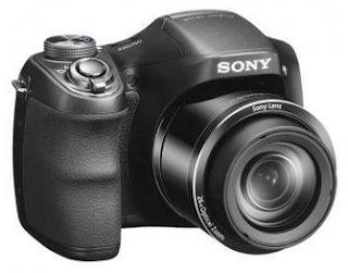 Harga dan Spesifikasi Sony Cyber-shot DSC-H200 - 20.1 MP