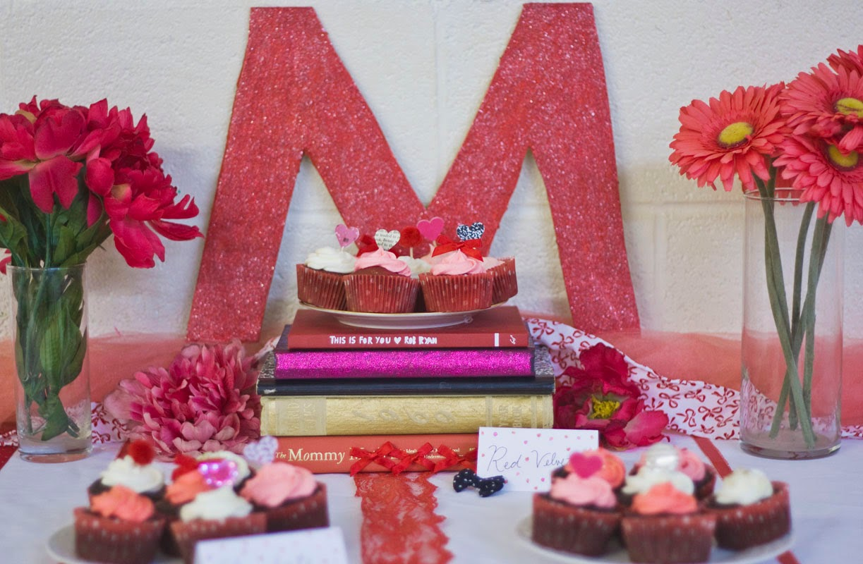 Matilda themed dessert table