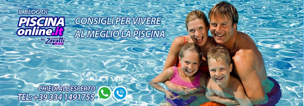 Il blog di PiscinaOnLine.it