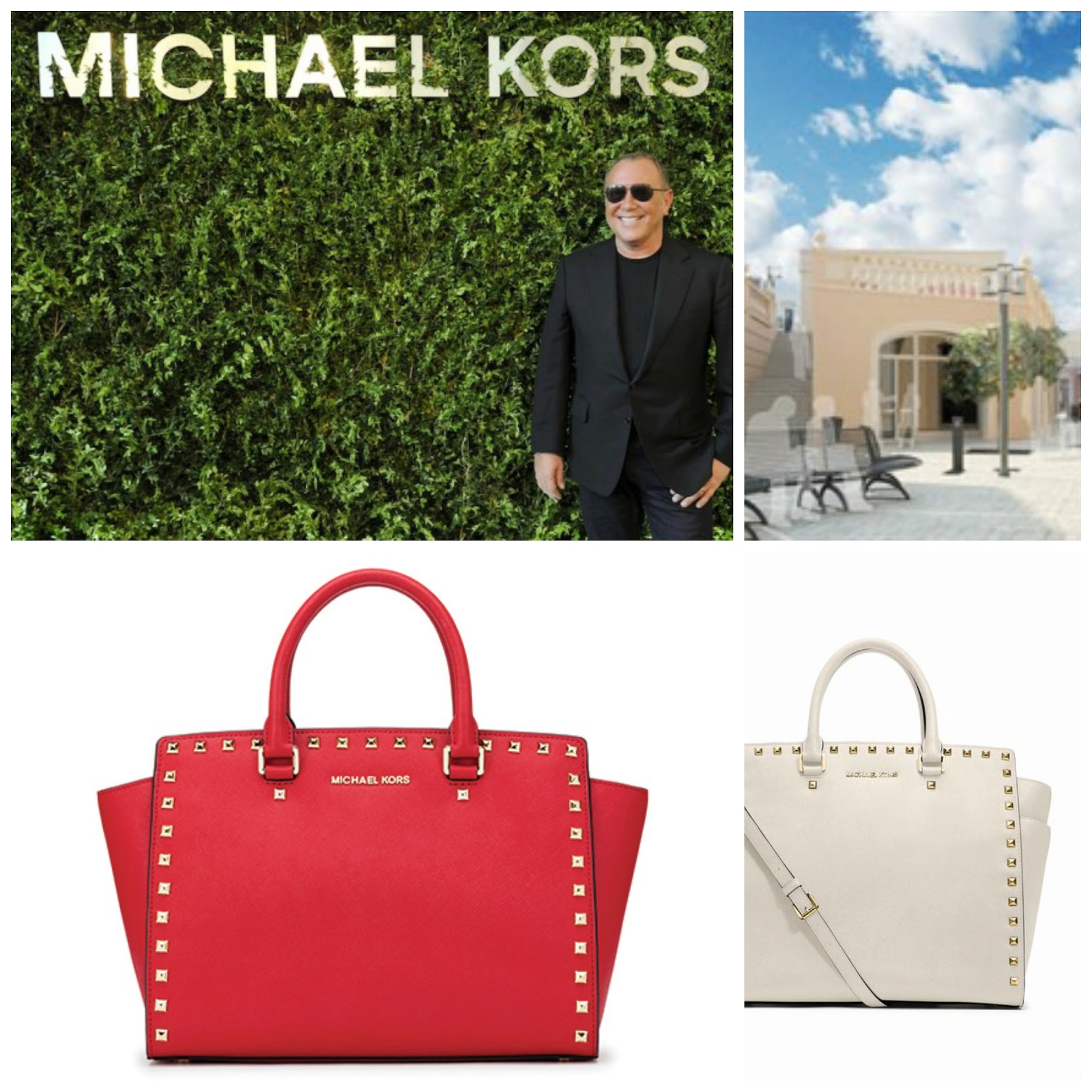 new opening michael kors al sicilia outlet village