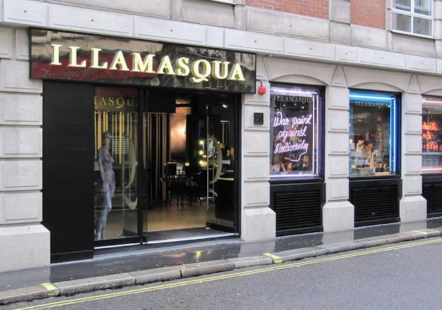 Onde comprar maquiagem em Londres