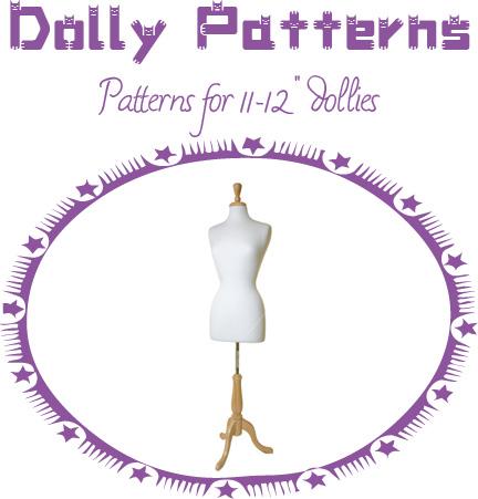 DOLLYDOKIDOKI: Patterns fit for Pullip, Momoko, Jenny, Barbie & more!