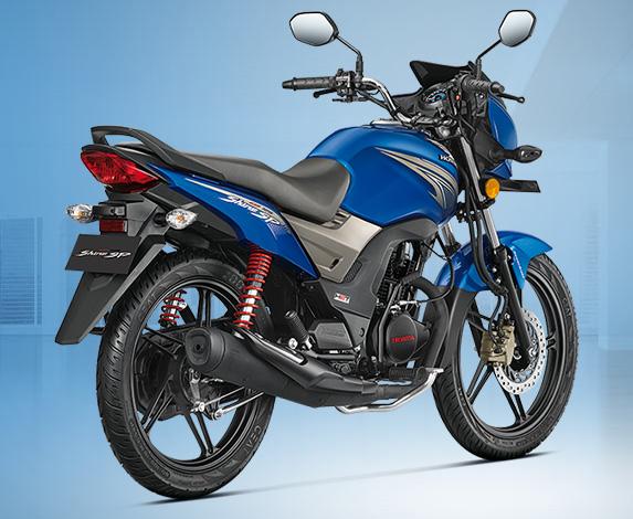 honda-cb-shine-sp-bike-rear