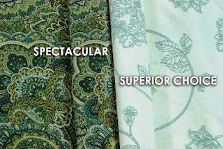 Wesco Fabrics, Spectacular, print fabric
