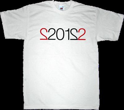 fun typography helvetica t-shirt ephemeral-t-shirts