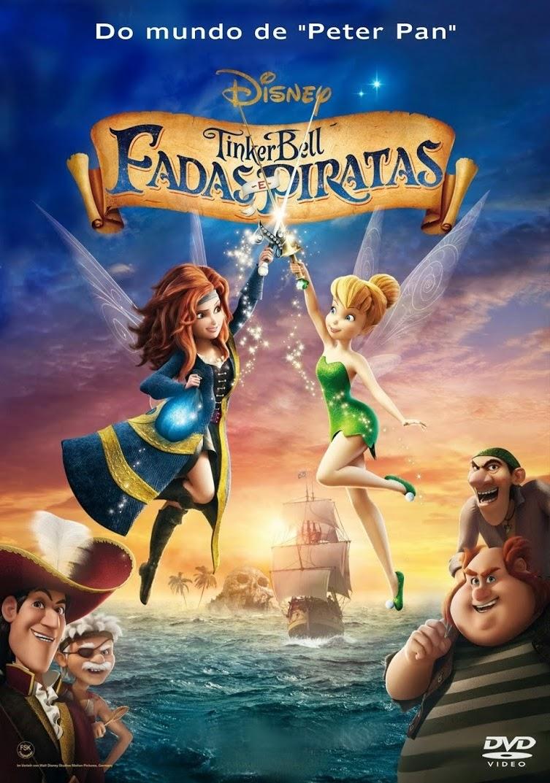 Tinker Bell: Fadas e Piratas – Dublado (2014)