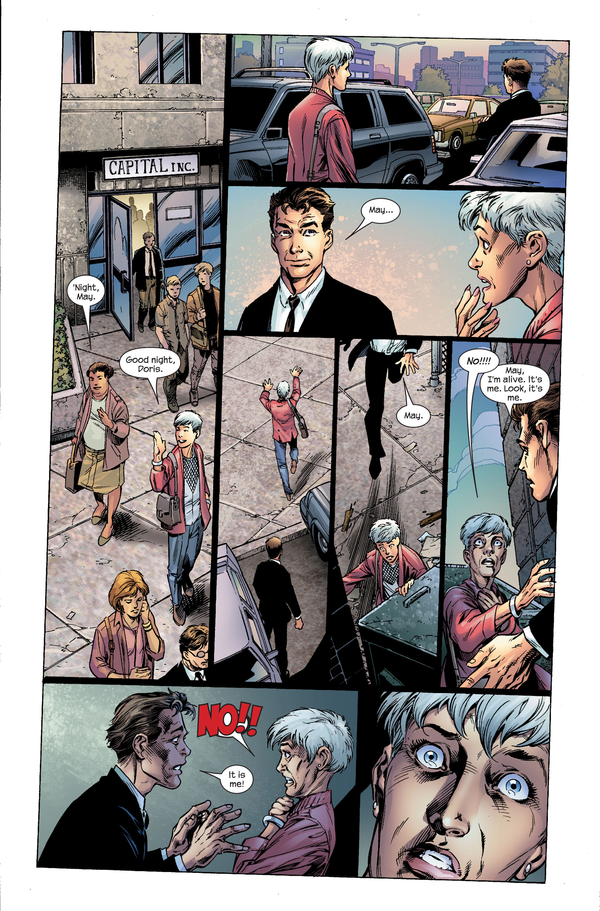 Ultimate Spider-Man (2000) Issue #100 #104 - English 21