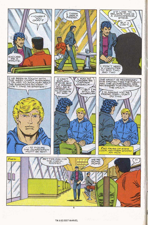 Captain America (1968) Issue #339b #269 - English 10