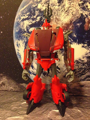 Transformers Prime Knock Out
