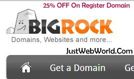 25% Off On Purchase Domain