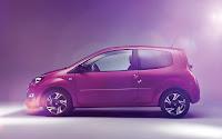 Renault Twingo 2011 side