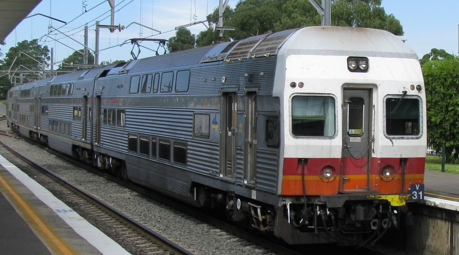 Rusted2therails Cityrail Sydney Trains Passenger Trains