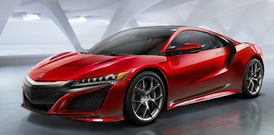 2016 Acura NSX Release Date Body