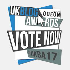 Vote For Us - UK Blog Awards 2017