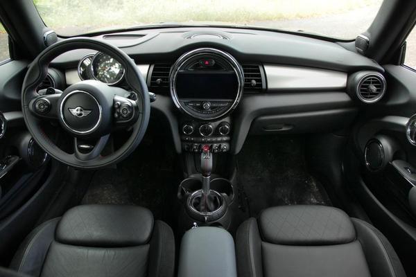 2014 Mini Cooper SD auto