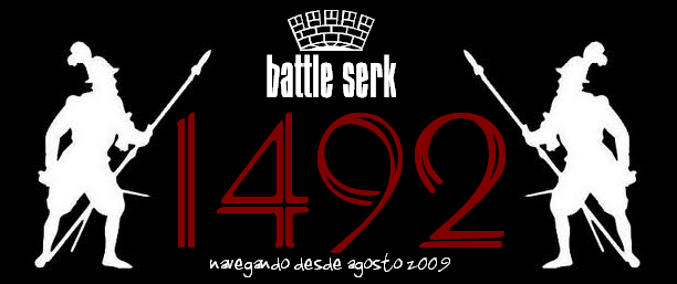 [.1492] - Battle·Serk -