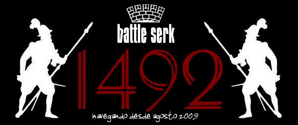 [.1492] - Battle·Serk -