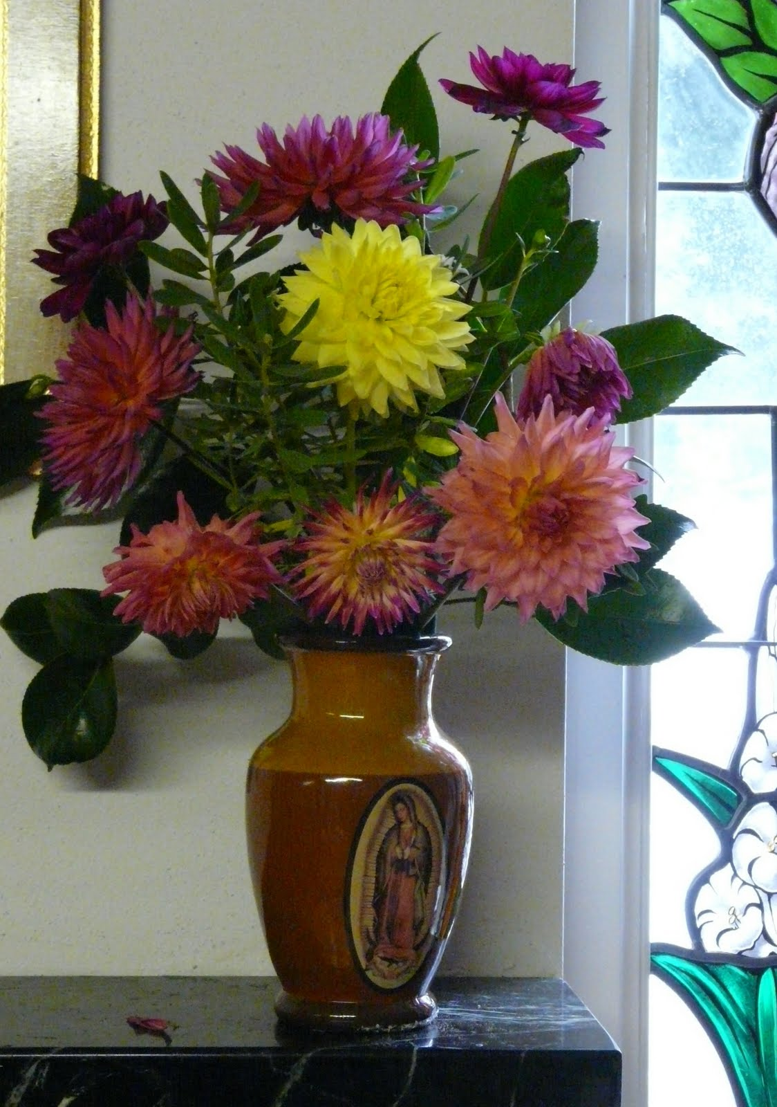 Lynch creek dahlias fall color find it in the dahlia garden and shirleys dahlias izmirmasajfo