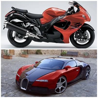 Cea Mai Rapida Motocicleta Din Lume Cea Mai Rapida Motocicleta Din
