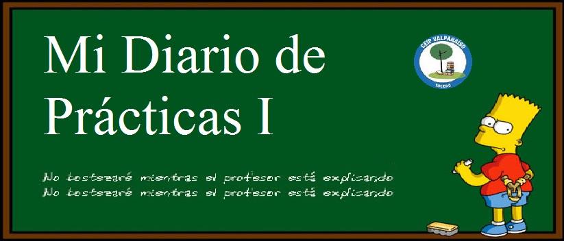 Diario de Practicas I
