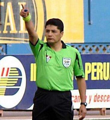 arbitro victor rivera