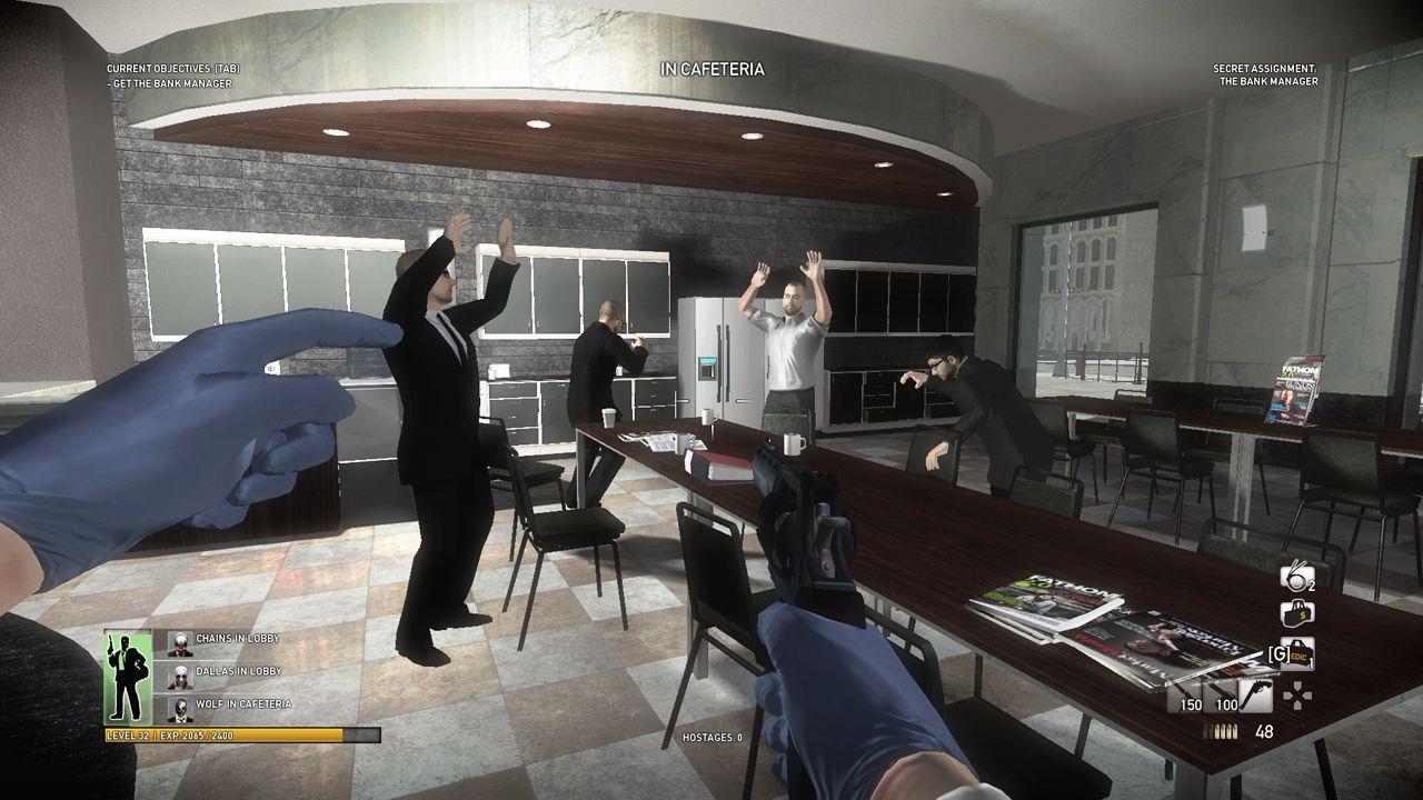 Payday 2's Xbox One Matchmaking Being Remade to Address Problems