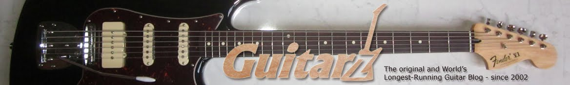 Guitar Blog