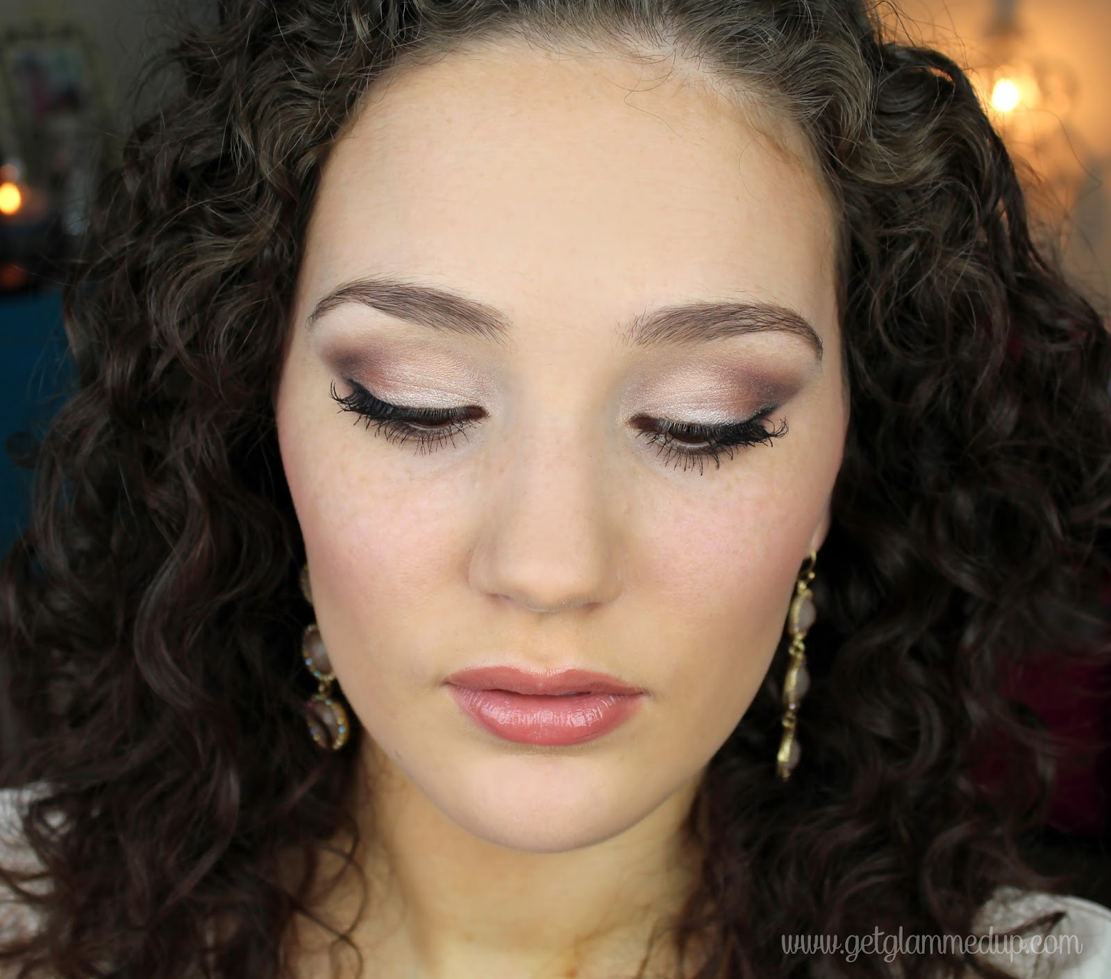 VIDEO: Prom Makeup Tutorial u0026 Dress Trends for 2014: GetGlammedUp