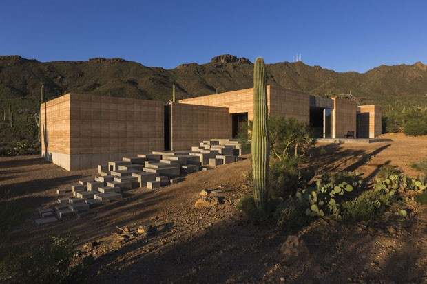 Casa en el desierto de sonora dust architects blog for Blog arquitectura y diseno