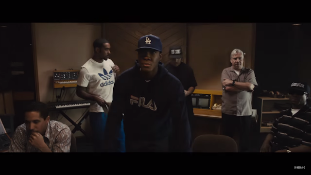STRAIGHT OUTTA COMPTON - THE EXTENDED PREVIEW