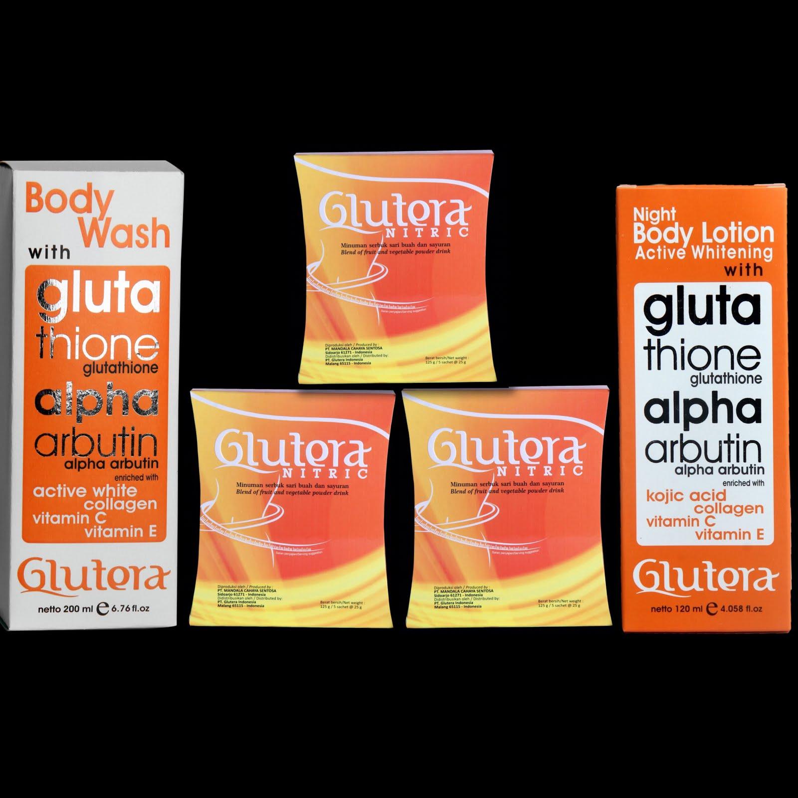 Paket Glutera Nitric