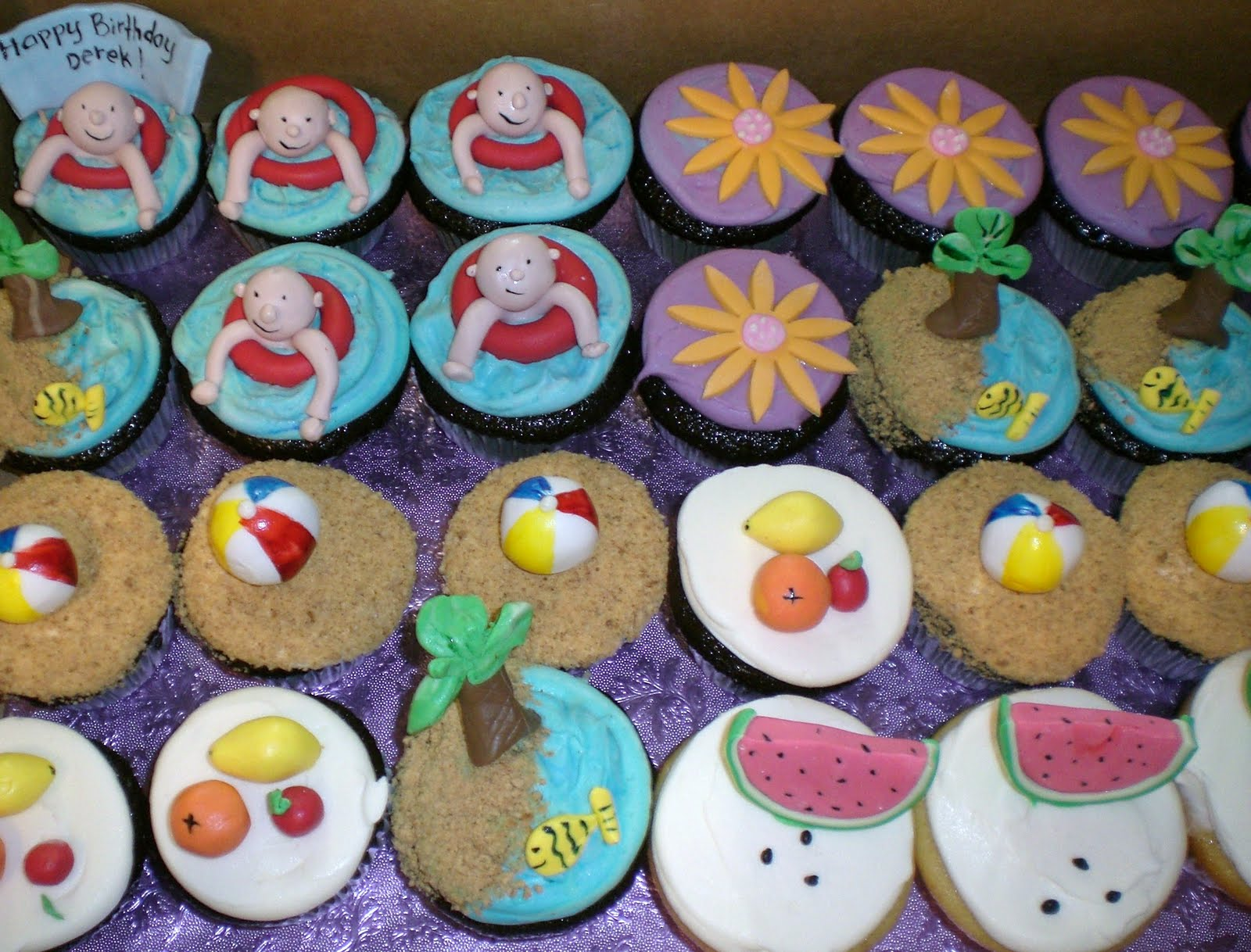 Pin Summer Cupcakes on Pinterest