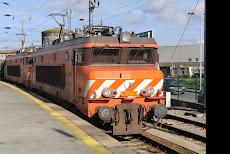 Locomotiva Eléctrica série 2600 / 2620