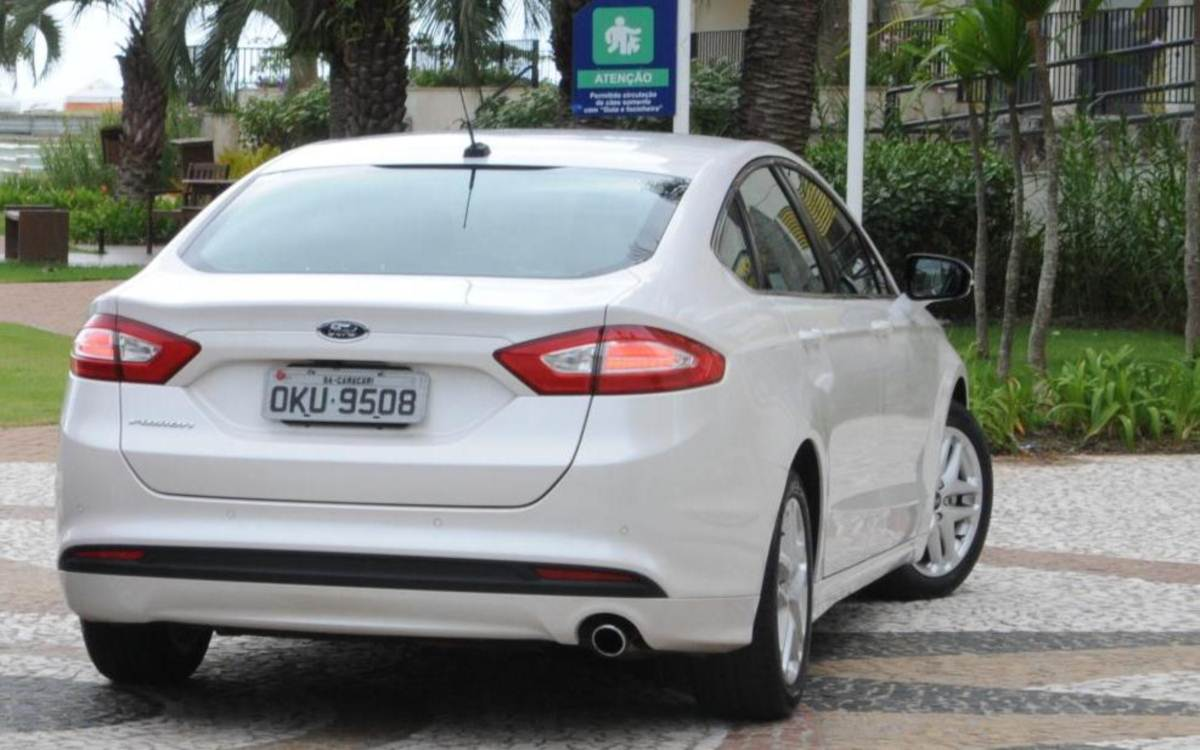 Carro novo fusion 2013 flex