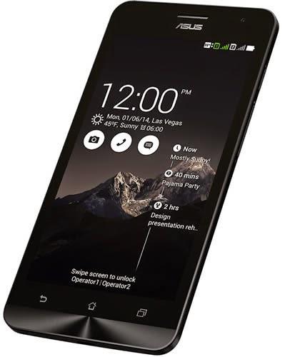 Daftar Harga Handphone Asus Android Terbaik 2014 - Asus Zenfone 5