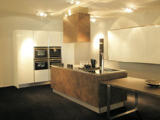 Cozinhas Com Ilha Rectangular - Cores - Chateau D'Ax