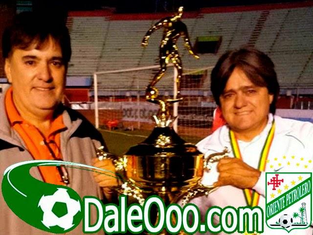 Oriente Petrolero - Jose Ernesto Álvarez - DaleOoo.com página del Club Oriente Petrolero