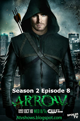 Arrow Season 2 Episode 8: The Scientist