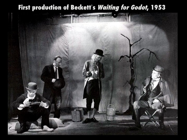 essays on theatre of the absurd The theatre of absurd - absurd essay example it has been said that waiting for godot is a play in which nothing happens-twice.