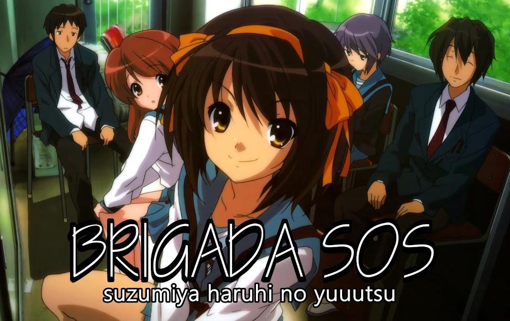 Brigada SOS - Notícias, Curiosidades e Entretenimento sobre Suzumiya Haruhi no Yuuutsu.