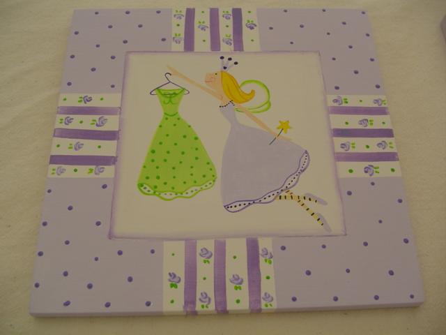 Gabriela albo regalos artesanales cuadros infantiles - Cuadros artesanales infantiles ...